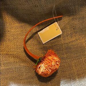 Michael Kors luggage tags . Leather handle